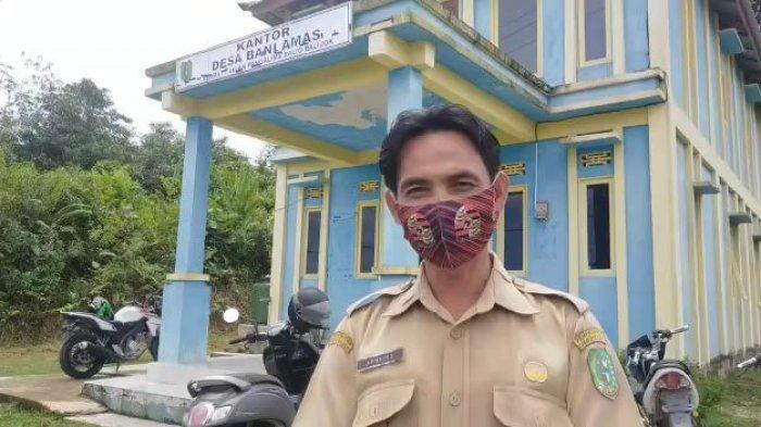 Desa Bani Amas Fokuskan Dana Desa untuk BLT-DD