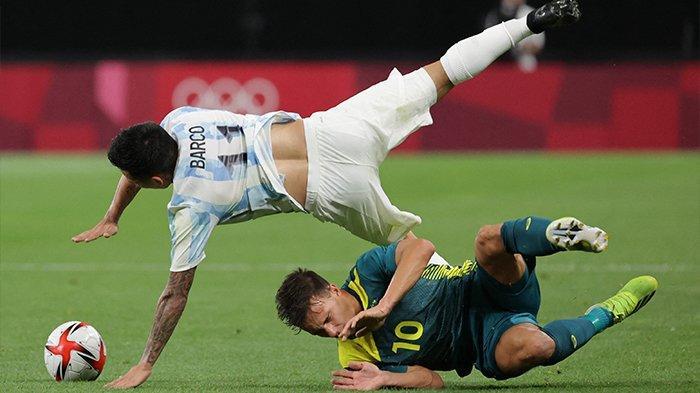 SKOR Sementara Argentina vs Spanyol Olimpiade Tokyo 2021 Lengkap Link Update Klasemen Akhir Grup C
