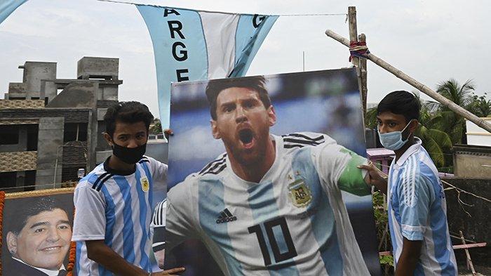 GOL! ARGENTINA Juara Copa America? Hasil Akhir Argentina Vs Brazil Hari Ini Minggu 11 Juli 2021
