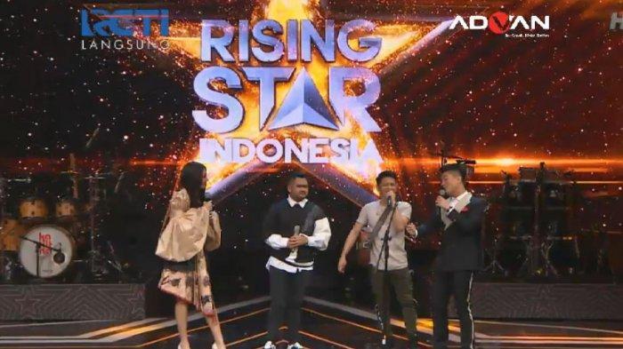 Usai Duet Sama Logonta di Rising Star Indonesia, Ariel Noah Bawa Lagu Mungkin Nanti Versi Jepang