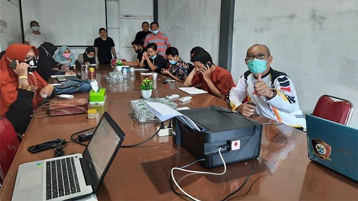 Pantau Pilkada Dari Sambas, Arif Joni Yakin Paslon Diusung PKS Menang