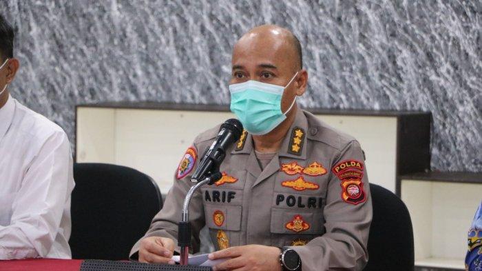 Irwasda Polda Kalbar Kombes Pol Arif Rahman Hakim, S.H, Selasa 27 April 2021