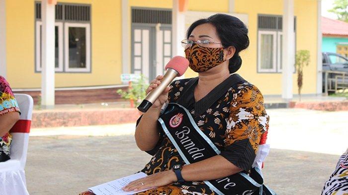Arita Apolina Sebut Kabupaten Sanggau Miliki Ratusan Jenis Anggrek Endemik