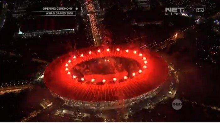 Ini Sosok Di Balik Spektakulernya Opening Ceremony Asian Games 2018