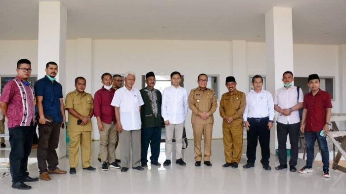 Rektor Universitas Nahdlatul Ulama Kalbar Sambut Gembira Kunjungan Staf Khusus Presiden