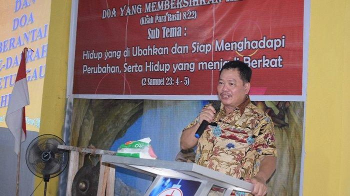 Jarot-Sudiyanto Resmi Dilantik, Askiman Harap Perbaiki Tata Kelola Perkebunan di Kabupaten Sintang