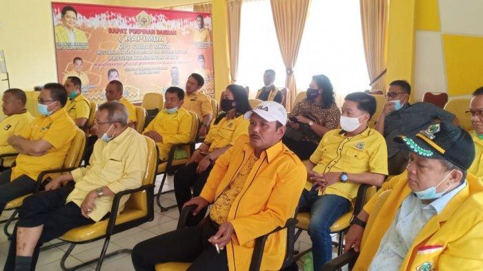 Maksimalkan BKO, Ason: Golkar Kalbar Target Sapu Bersih Kemenangan