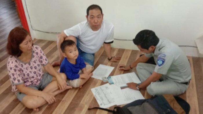 Jasa Raharja Kalbar Serahkan Santunan Korban Kecelakan Maut di Sambas