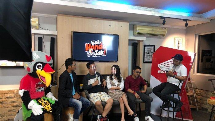 Astra Motor Kalimantan Barat bersama Influencer dan Selebgram Kalimantan Barat menggelar event Live Streaming di Instagram beberapa waktu lalu