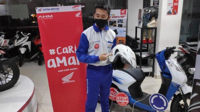 Honda Kalbar Edukasi Safety Riding Bersama West Borneo Community