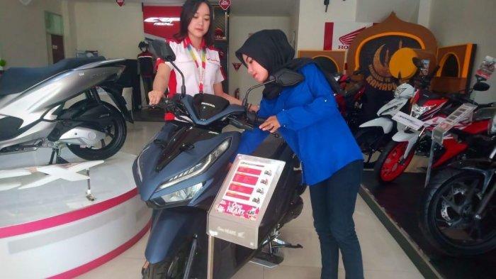 Honda Vario 125 Rajai Penjualan Motor Skutik di Kelasnya