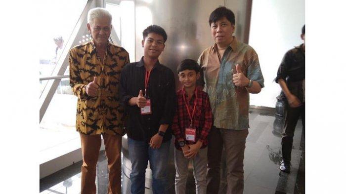 Pelajar Pontianak Juara Liga Bridge Nasional di Jakarta, Inilah Orangnya