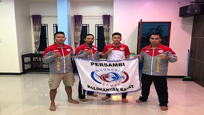 Ini Empat Atlet Sambo Kalbar Ikuti Seleknas Sea Games