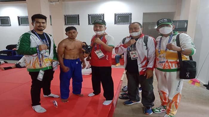 UPDATE Medali PON XX Papua, Beta Awari Tambah Perolehan Medali Kalbar dari Cabang Judo