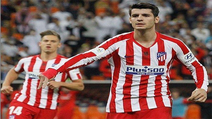 SEDANG LIVE, Link Streaming Atletico Madrid vs Leganes - Diego Simeone Duetkan Morata dan Joao Felix