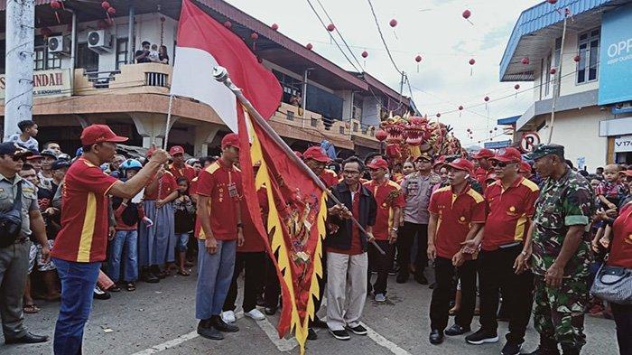 Ratusan Tatung Meriahkan Perayaan Cap Go Meh di Kabupaten Bengkayang