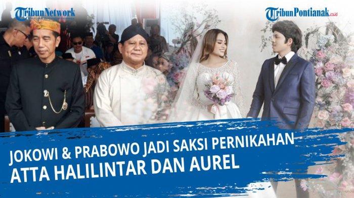 SAH Atta-Aurel Resmi Sepasang Suami Istri, Lalu Apa Mas Kawinnya? Gus Miftah Penghulu Pernikahan