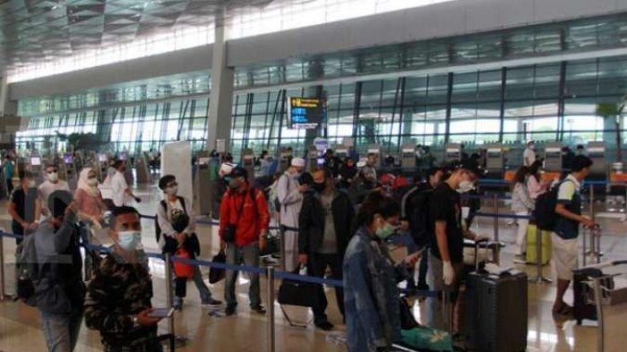 ATURAN Baru Penerbangan di Bandara Soekarno Hatta, Demi Cegah Penyebaran Covid-19 B117 Inggris