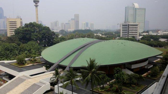 Aturan Lembaga Negara Terbaru 2021 - Mulai Presiden, MPR DPR hingga Mahkamah Agung dan Konstitusi