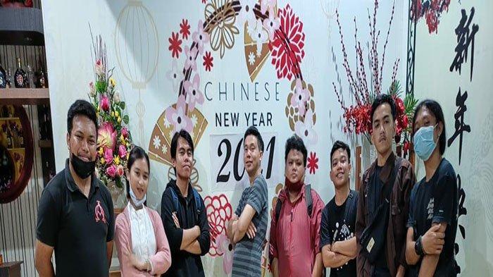 Audiensi Ikatan Mahasiswa Katolik-Pijar Bersama Anggota DPRD Kota Pontianak Yandi