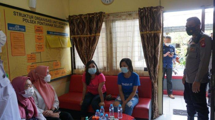 Tak Patuhi PPKM Skala Mikro, Polisi Panggil Sejumlah Pemilik Kafe di Pontianak