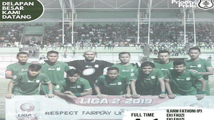 Babak 8 Besar Liga 2 Segera Mulai November 2019, Jafri Sastra Sebut PSMS Medan Lolos Sebuah Kejutan