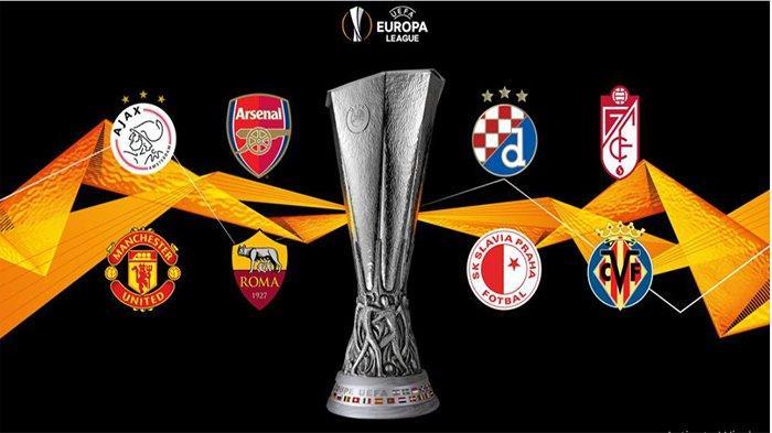 HASIL BOLA Tadi Malam Perempat Final Liga Eropa UEFA! AS Roma dan Manchester United Tatap Semifinal