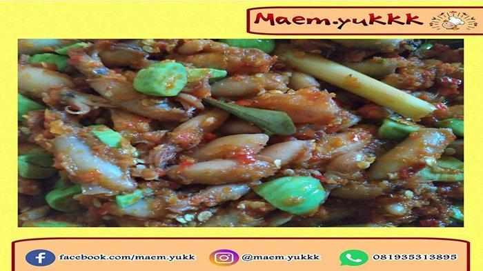TRIBUNWIKI: Kuliner Online Maem.yukkk, Sajikan Baby Cumi Nikmat di Kota Pontianak