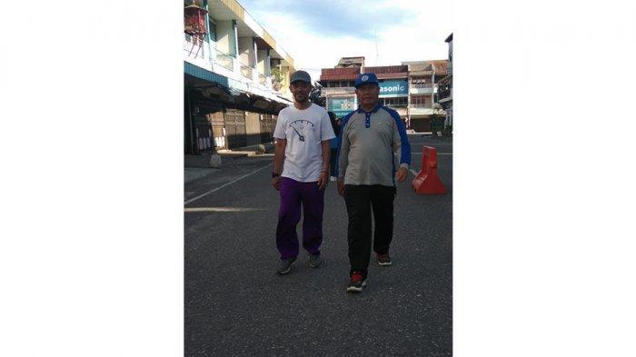 Dorong Kebiasaan Hidup Sehat, Oi Singkawang Gelar Oi Fun Walk