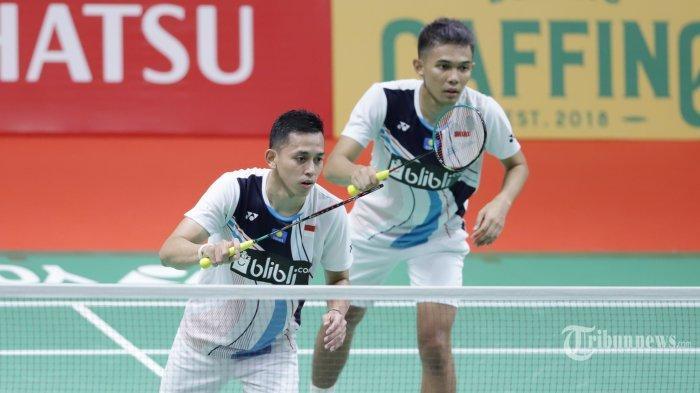 Piala Sudirman 2021: Tim Badminton Indonesia Siap Tempur
