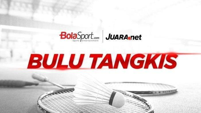 Klasemen Piala Thomas Jelang Indonesia vs Thailand di Grup A Senin 11 Oktober 2021