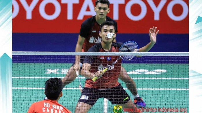 Live Streaming Badminton Thailand Masters 2020 Babak Kedua Hari Ini Kamis 23/1/2020