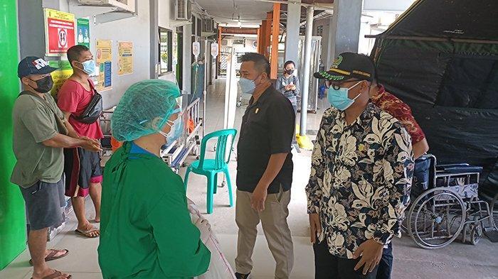 Sidak ke Rumah Sakit, DPRD Sambas Minta RSUD Tidak Buat Resah Masyarakat