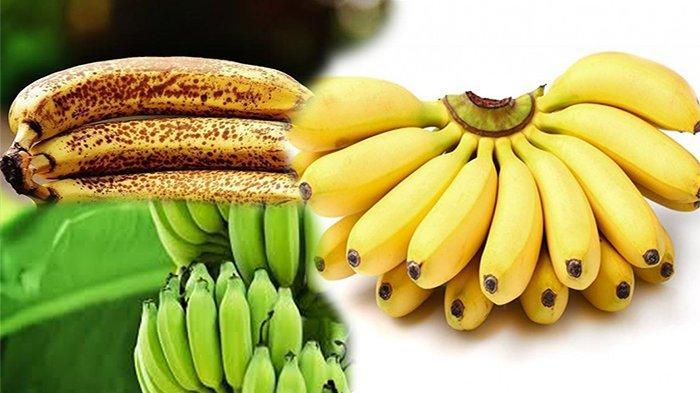 BAHAYA Pisang Berdasarkan Warna Kulit, Pisang Kuning Dilarang Keras Dimakan Penderita Diabetes