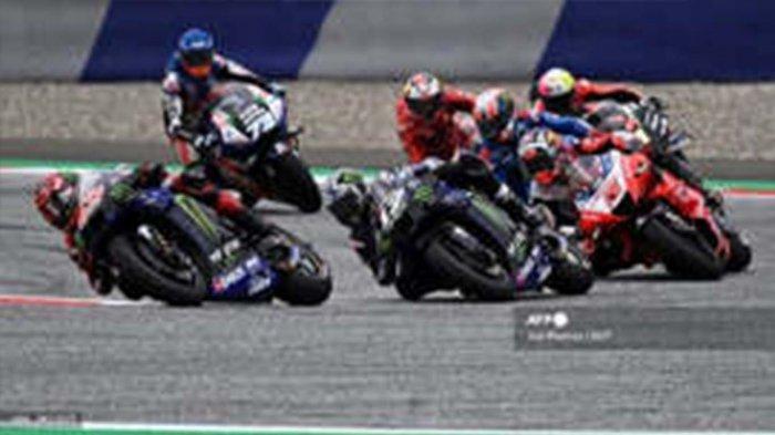 Urutan Race MotoGP Aragon Marquez dan Rossi dari Link Result Latihan Bebas & Kualifikasi