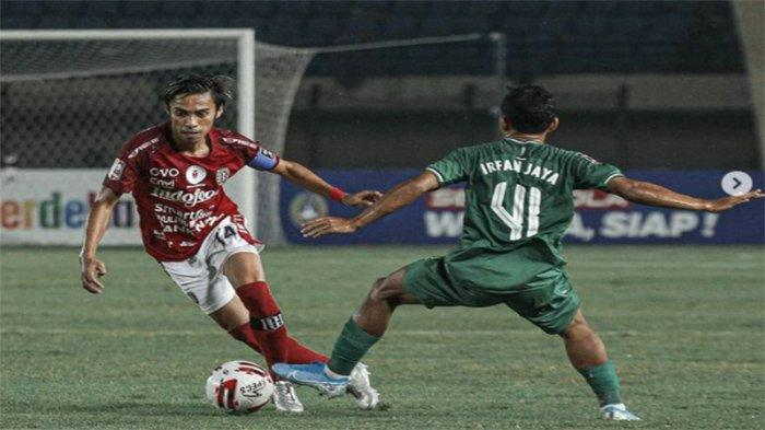 HASIL PSS vs Bali United Piala Menpora Babak 8 Besar - Adu Penalti Penentu Lawan Persib di Semifinal