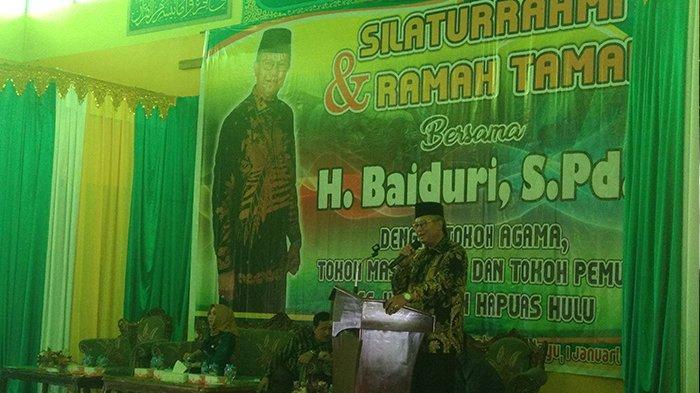 Tiga Parpol Nyatakan Sikap Usung H Baiduri-Agus Mulyana, Empat Parpol Tunggu Perintah DPP