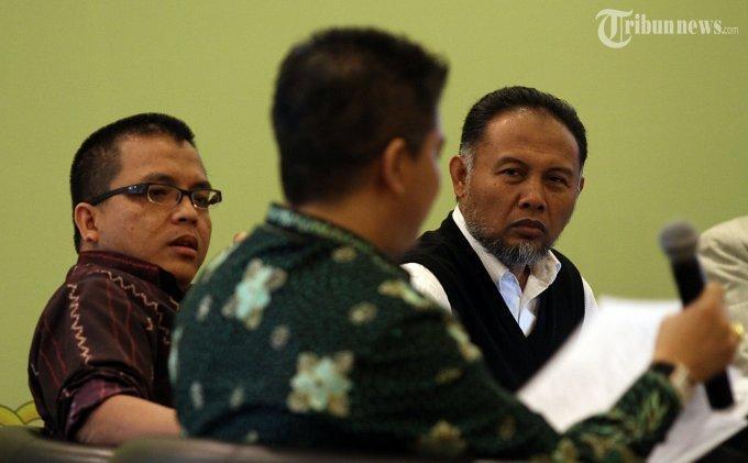Gugat Hasil Pilgub Kalsel 2020 ke MK, Denny Indrayana Gandeng Bambang Widjojanto Jadi Pengacara