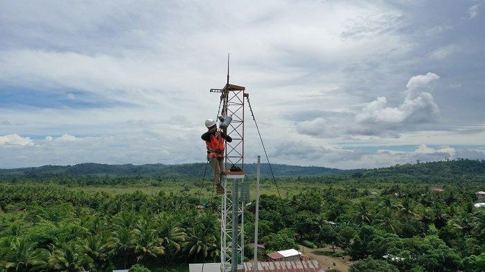 Dukung Pemerataan Akses Broadband, Telkomsel Siap Gelar 7.772 BTS USO di Pelosok