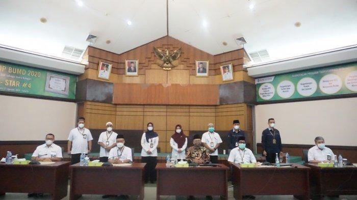 Bimbingan Kerohanian Pegawai Bank Kalbar, Habib Nuh Djafar Ingatkan Ramadan Sebagai Bulan Ampunan
