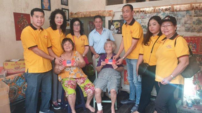 Bakti Sosial Xing Fu, Bantu Pasien Penderita Tumor Tulang, Stroke, Patah Kaki dan Diabetes
