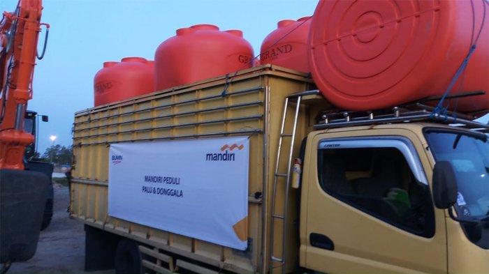 TNI AD Gandeng BUMN Salurkan Bantuan Peduli Korban Gempa Palu, Sigi dan Donggala