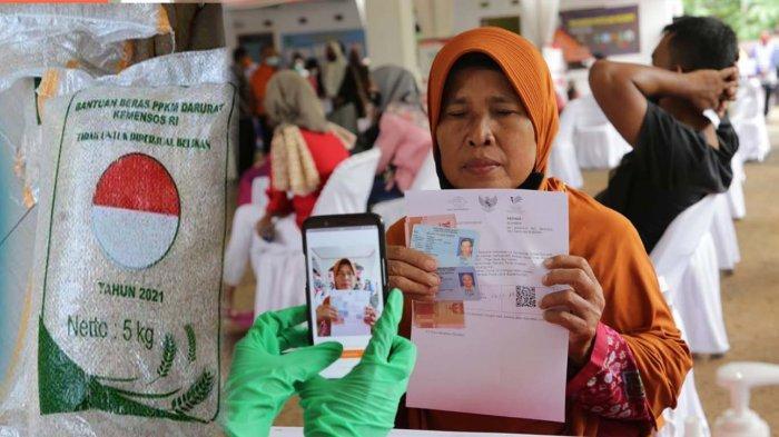 CARA Dapatkan Bantuan Beras 5 Kg September 2021 Bagi Pedagang, Ojol hingga Buruh Lepas