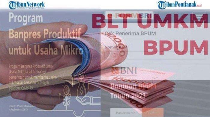 Cek Daftar Penerima BPUM Eform BRI Tahap 2 Oktober 2021 Pakai NIK KTP, Bisa Daftar Online
