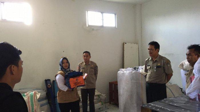 Bantu Korban Banjir, Pemkab Landak Dapat Dukungan Logistik