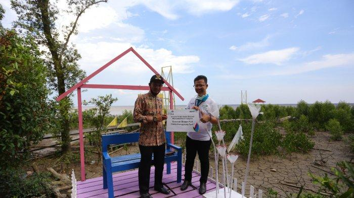 Dorong Ekonomi Kawasan Pesisir, CSR PLN Salurkan Bantuan Rp 100 Juta