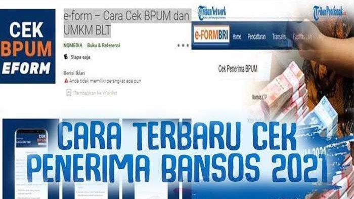 Banpres BPUM BNI Tahap 3 Daftar Online UMKM Syarat Terima Bantuan, Klik Eform & Banpres BPUM