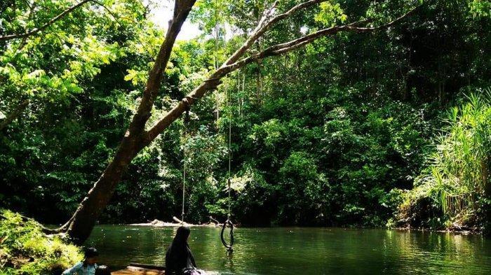 Yuk ke Lubuk Semah, Objek Wisata di Desa Tekalong Kapuas Hulu