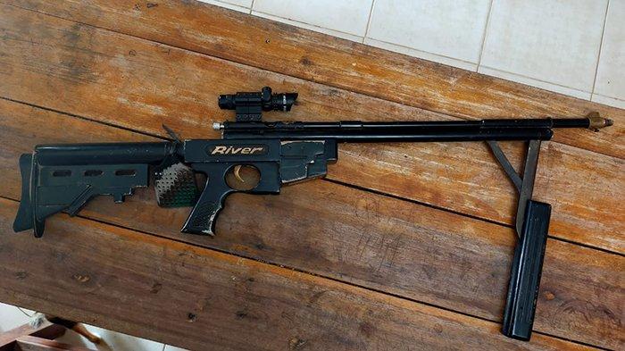 Pelaku Penembakan Mobil Anggota DPRD Sintang Ditetapkan Tersangka