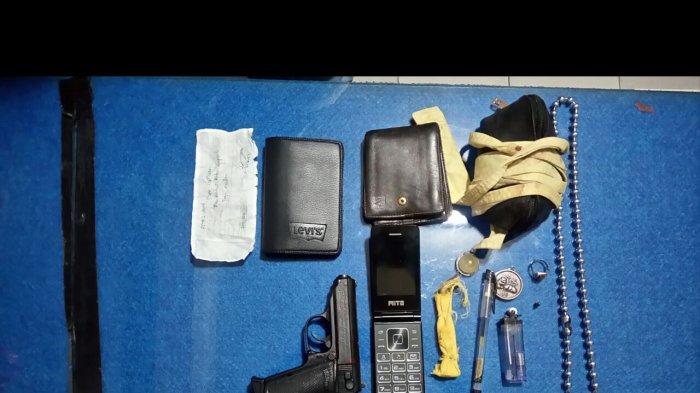 Polisi Temukan Benda Mirip Pistol di Lokasi Kejadian, Ini Identitas Korban